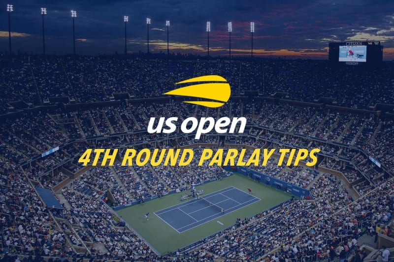 US Open 4th round parlay
