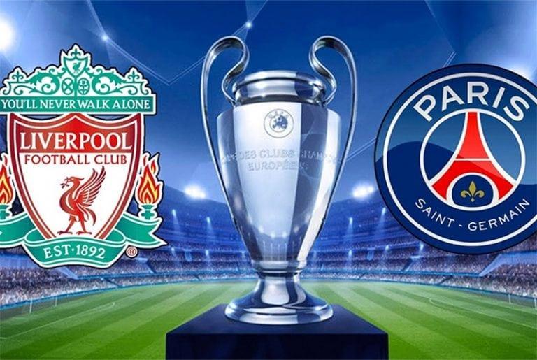 Liverpool v PSG