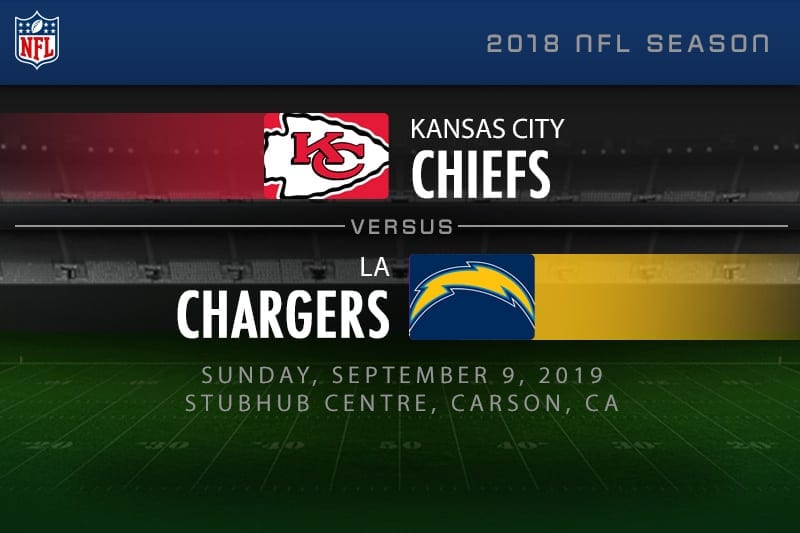NFL Chiefs v Chargers