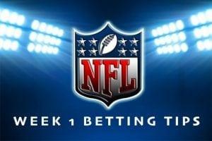 NFL Week 1 tips