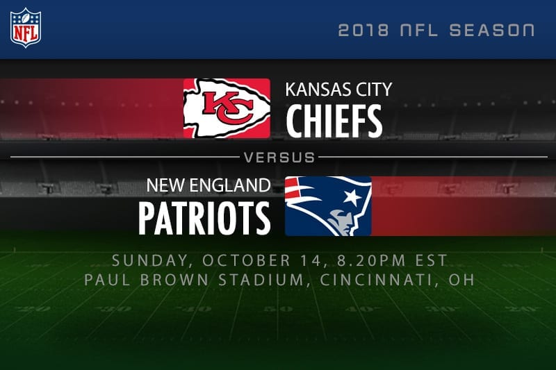 Chiefs v Patriots NFL