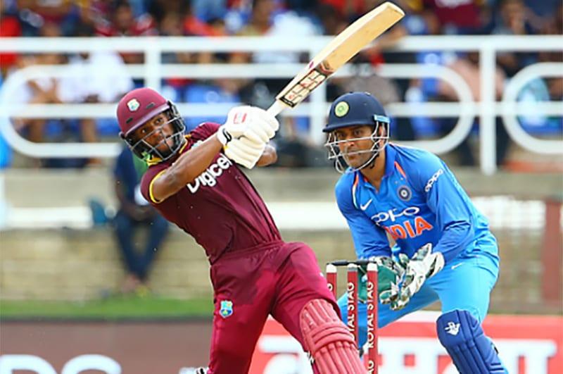 India vs Windies ODI
