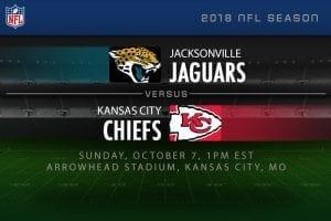 Jaguars v Chiefs NFL