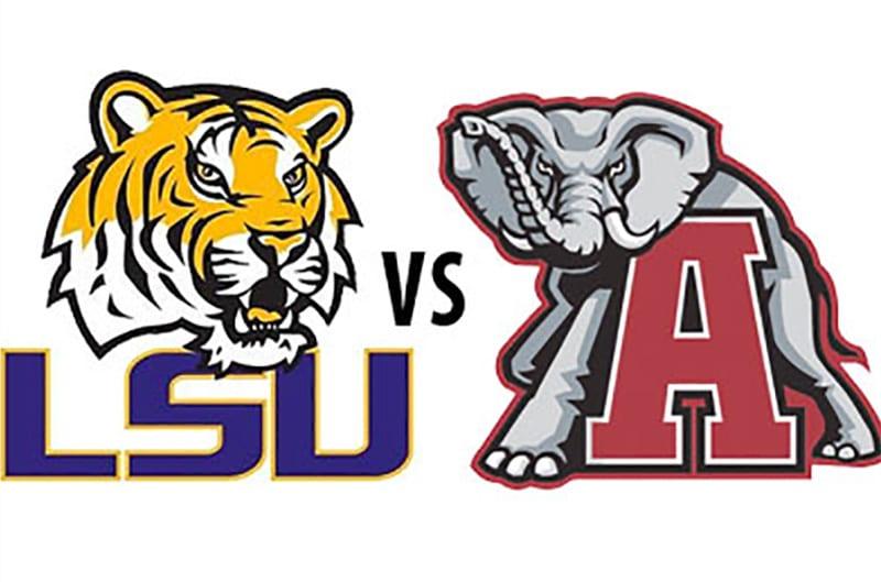 Crimson Tide vs. LSU NCAA betting trends | free football ...