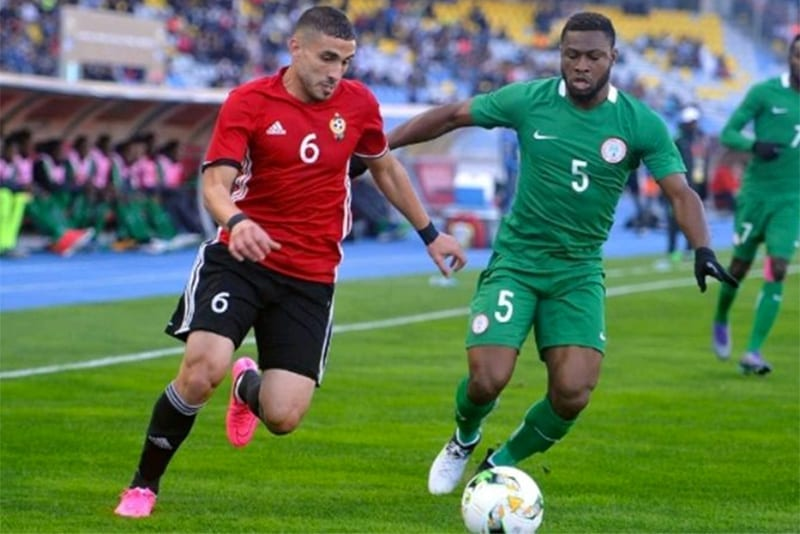 Libya vs Nigeria AFCON