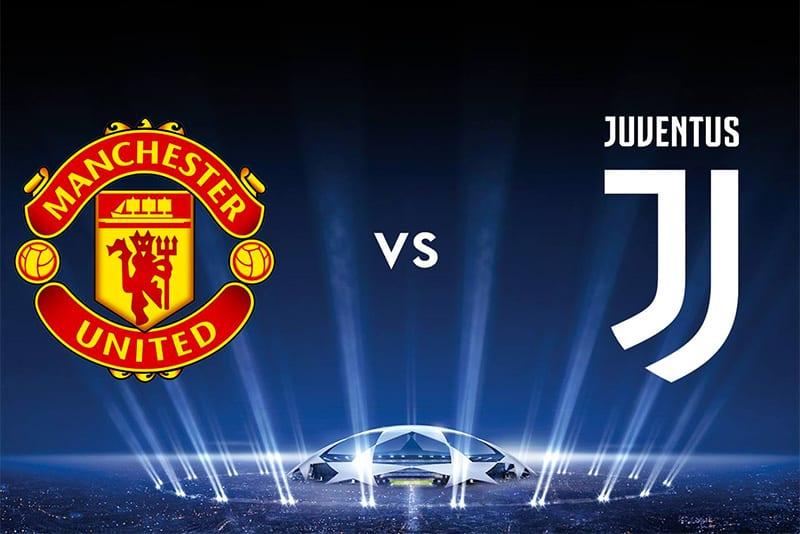 Manchester Utd v Juventus