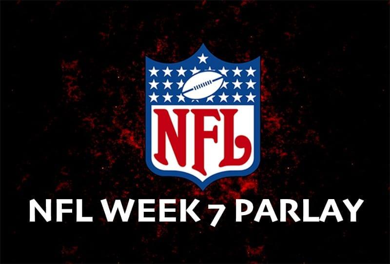 NFL parlay week 7
