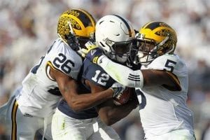 Penn State vs. Michigan