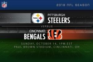 Steelers vs Bengals NFL