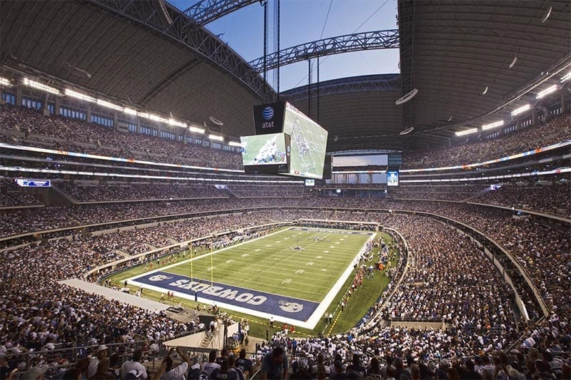 Dallas financial results in for NFL draft