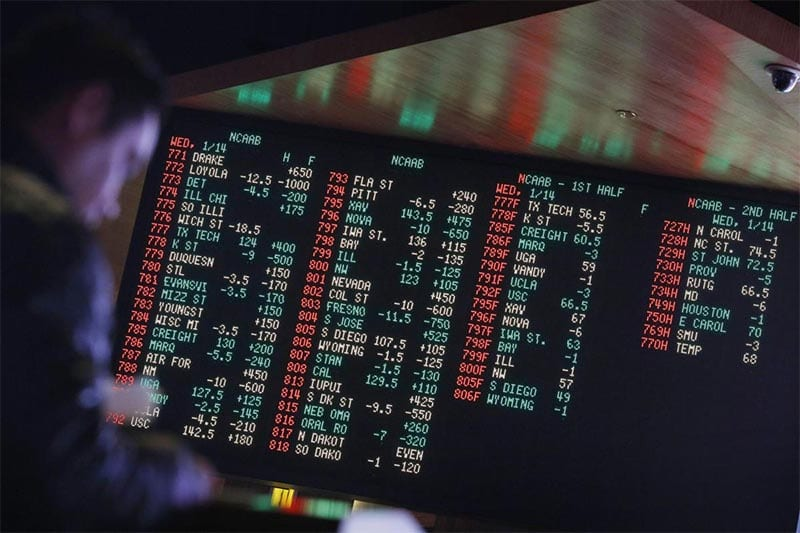 Louisiana in a hurry to legalise sports betting