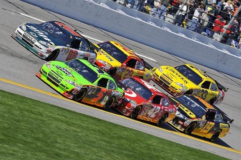 NASCAR betting