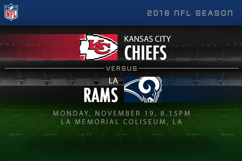 Chiefs vs Rams