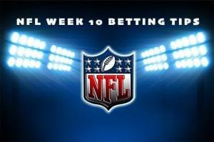 NFL Week 10 tips