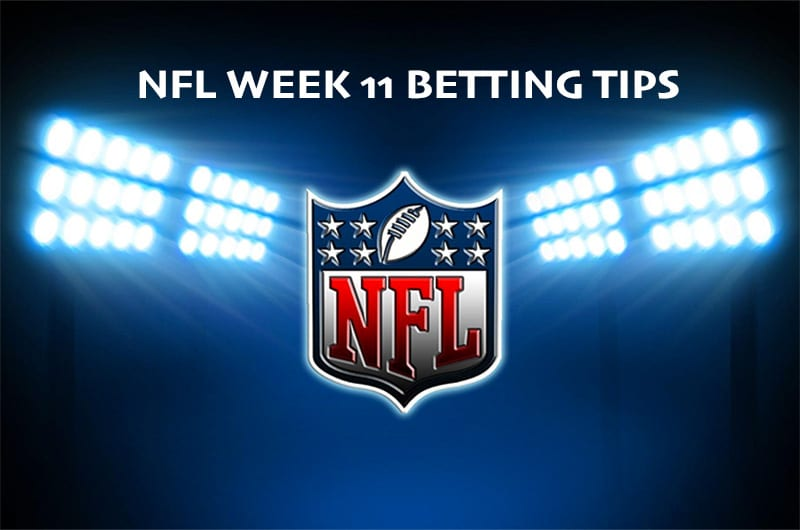 NFL Week 11 tips