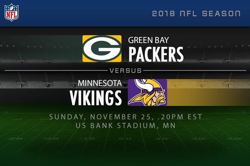 Packers v Vikings