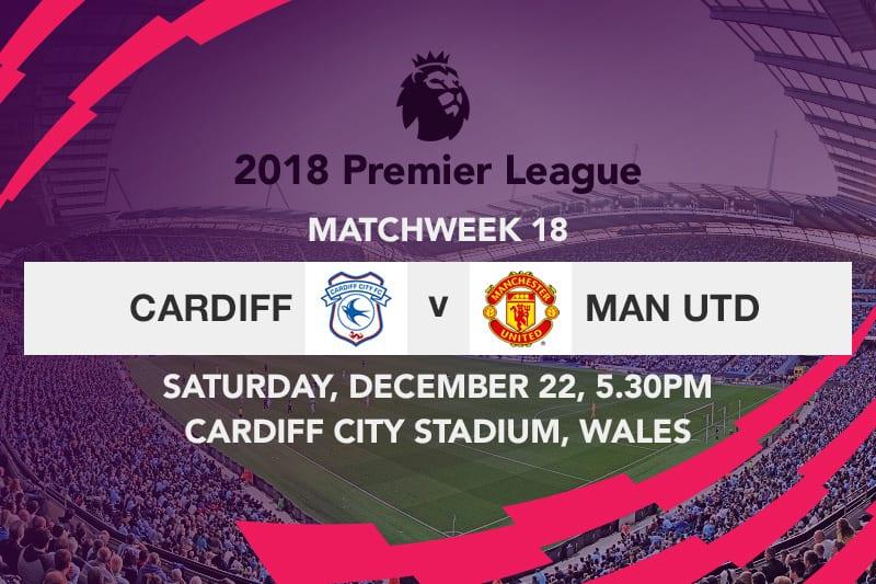 Cardiff v Man Utd
