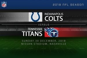 Indianapolis Colts vs. Tennessee Titans Odds & Tips