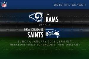Rams vs Saints