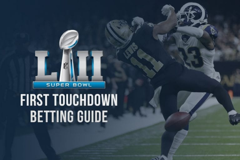 Super Bowl touchdown