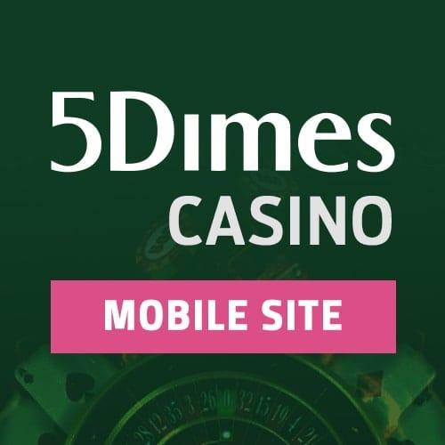 5Dimes Mobile Casino