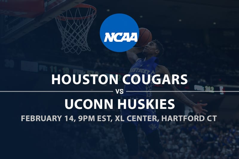 Cougars v Huskies