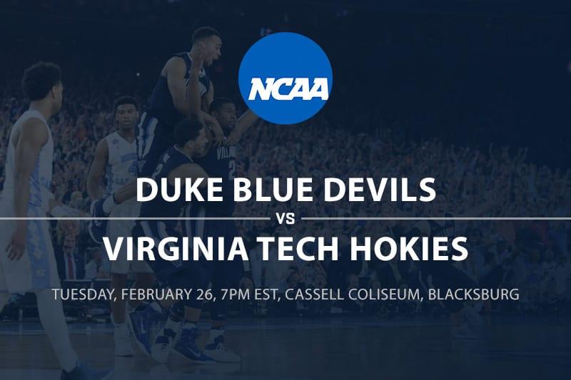 Duke v Virginia