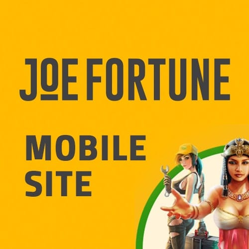 Joe Fortune Mobile Casino