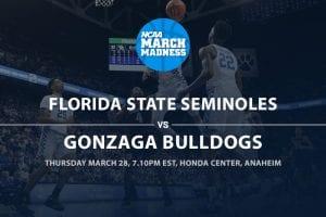 Florida v Gonzaga