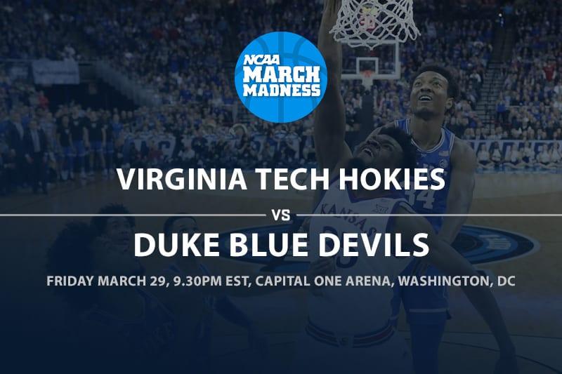 Virginia Tech Vs Duke March Madness Betting Free Ncaa Tips