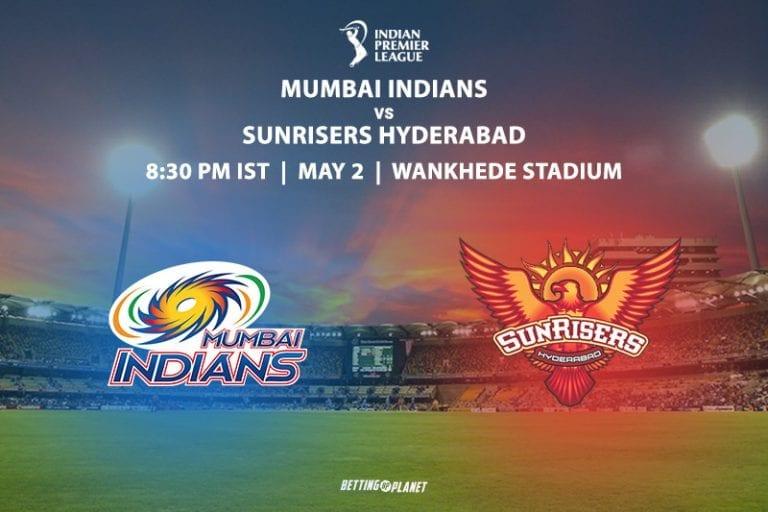 Indians v sunrisers IPL
