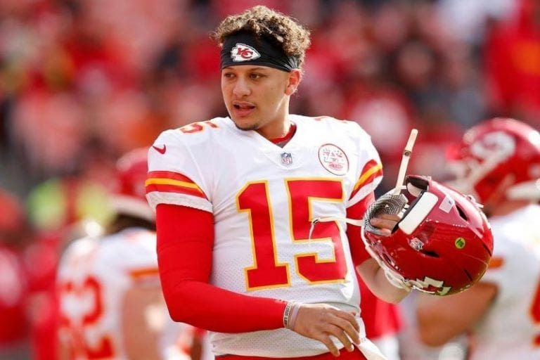Patrick Mahomes NFL odds
