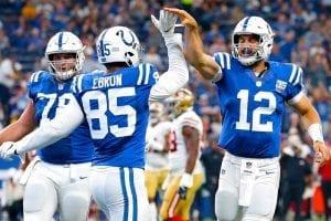 Colts NFL betting news