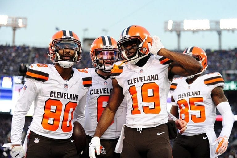 Browns NFL betting news