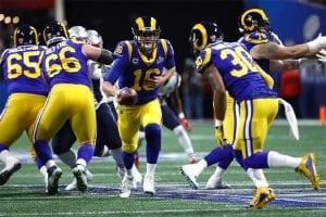 LA Rams NFL betting news