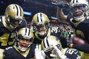 Saints NFL betting news