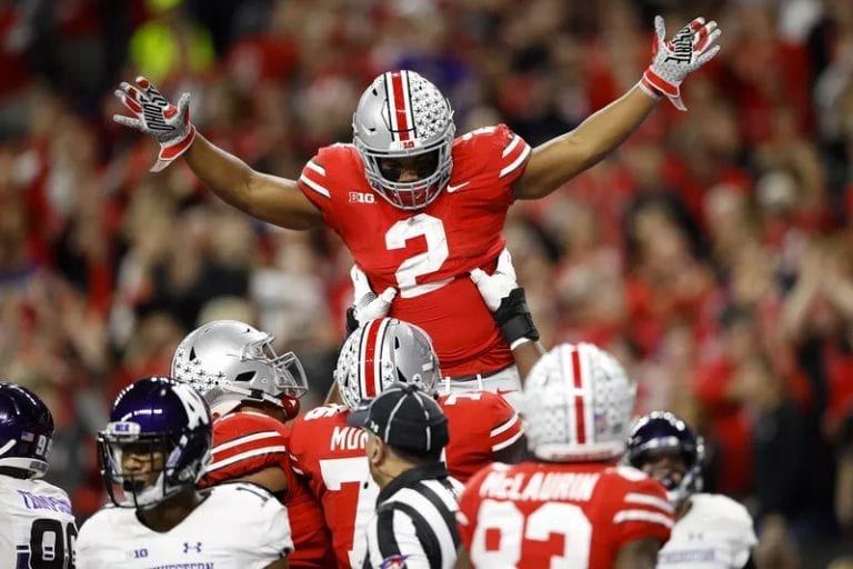 Ohio State NCAAF betting news