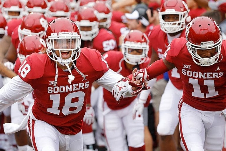 Oklahoma NCAA Football betting news