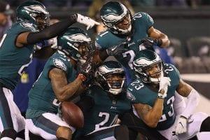 Eagles NFL betting news