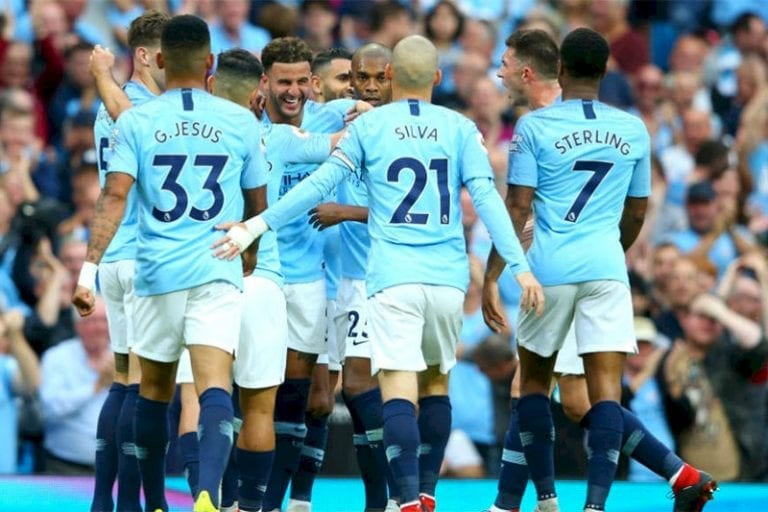Man City EPL betting news