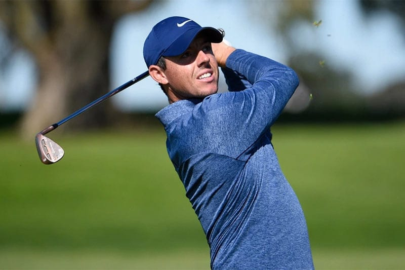 Rory McIlroy golf betting