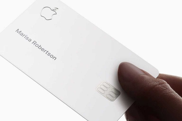 Apple Card won't allow online gambling deposits