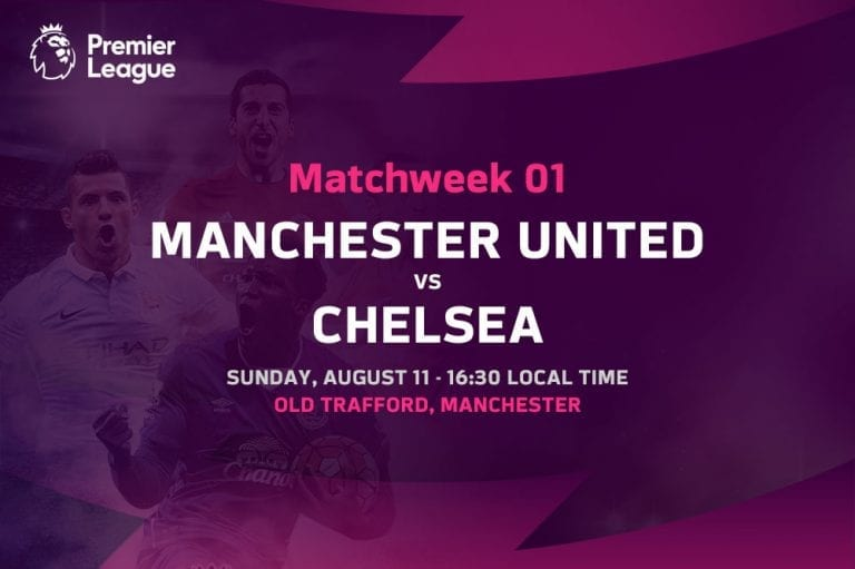 Man United vs Chelsea EPL betting tips