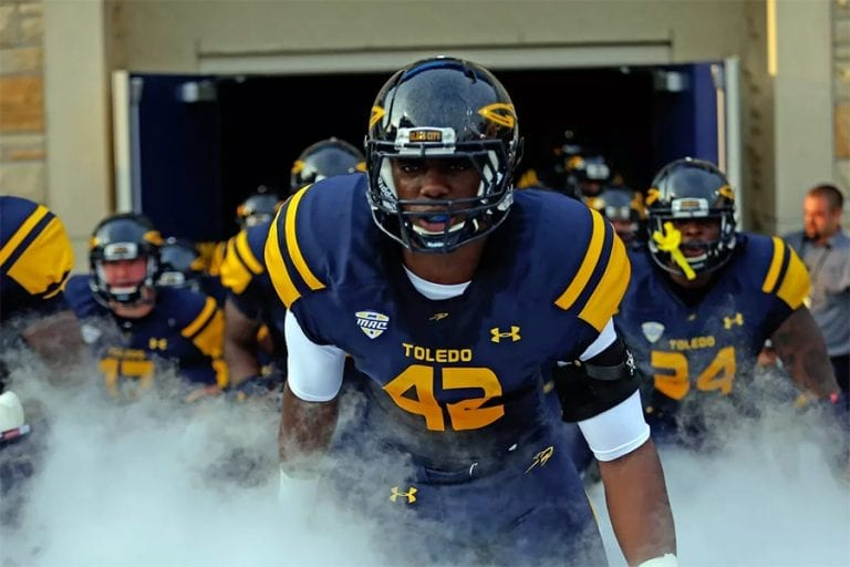 Toledo Rockets NCAA Football news
