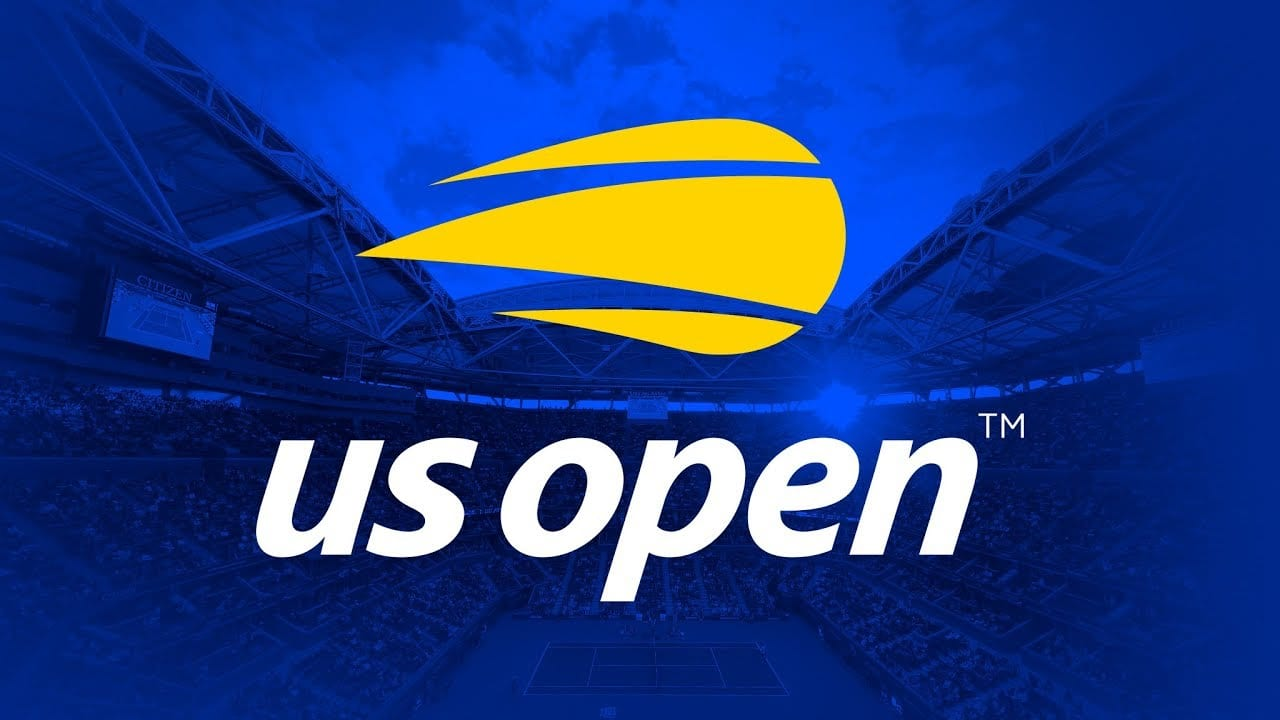 US Open Tennis 2019 Graphic Logo