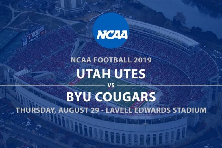 Utah vs BYU odds