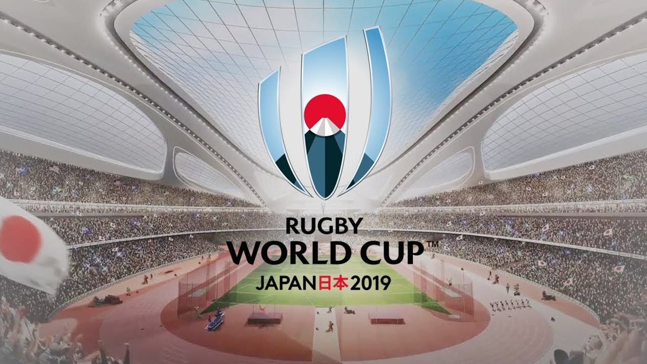 2019 Rugby World Cup, Japan