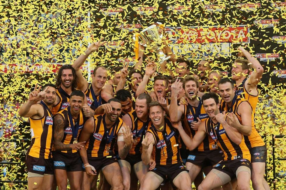 AFL Grand Final Winners