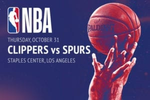 Spurs vs Clippers NBA betting tips