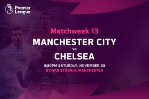 Man City vs Chelsea EPL betting tips